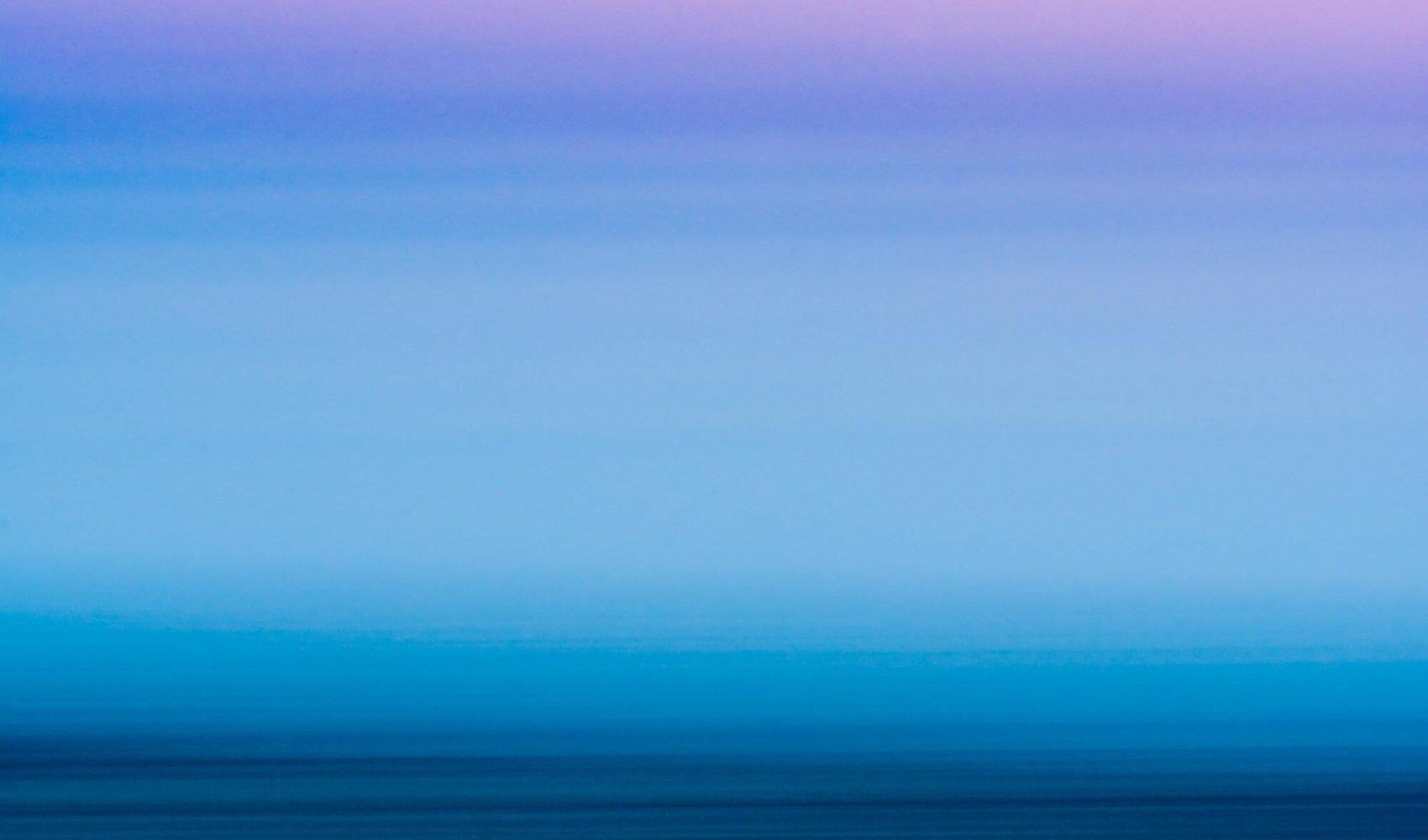 Still ocean