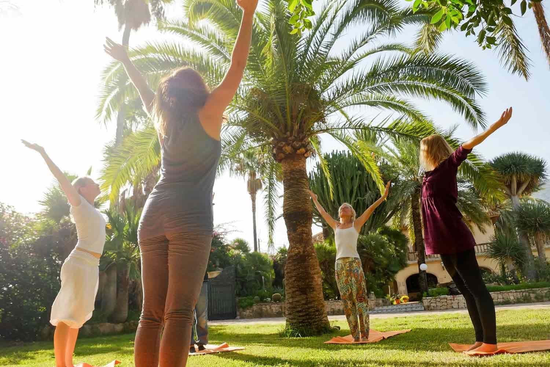 Open Sky Yoga