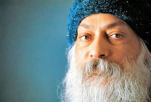 Blue Portrait of Rajneesh Bagavan