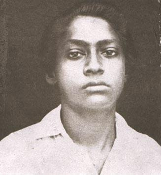 Osho in his youth