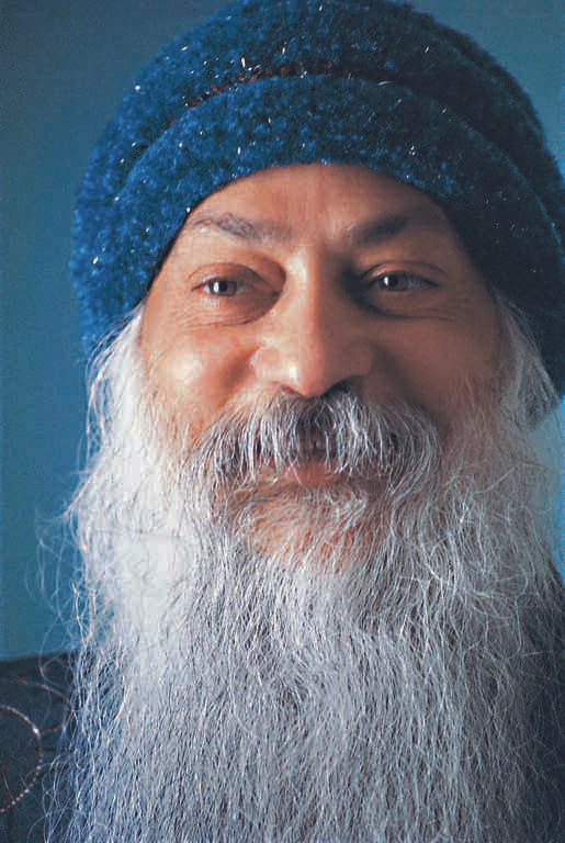 Longbeard Osho Portrait
