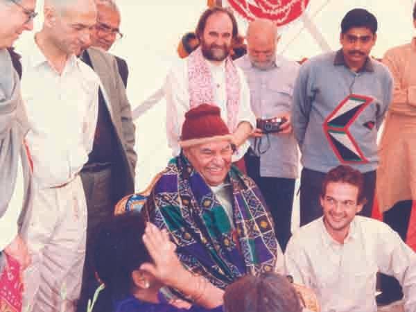 Papaji Satsang with John David