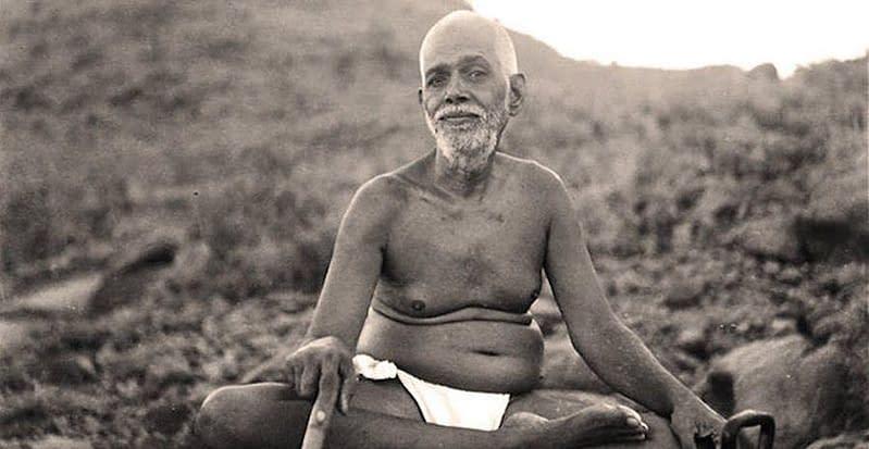 Bhagwan Sri Ramana Maharshi