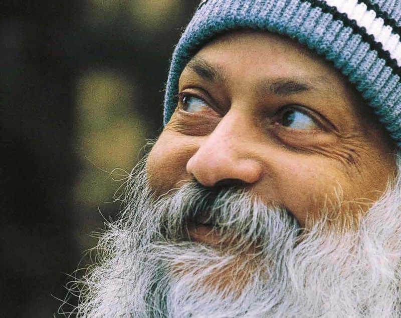 Rajneesh face