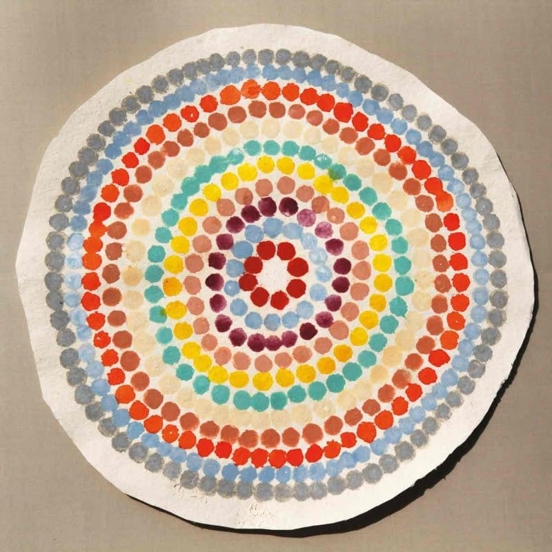 John David´s Gemälde Mandala, Kunst