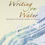 mooji writing on water, mooji