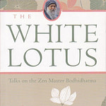 Osho, white lotus