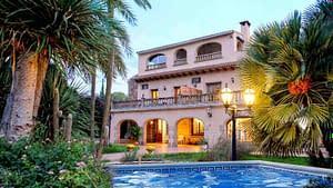 Denia Villa Spain with Pool